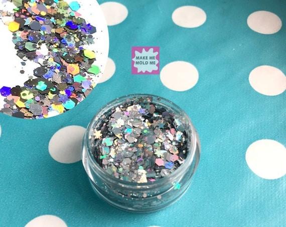 Amazing Festival Chic Holographic Iridescent Glitter MM06