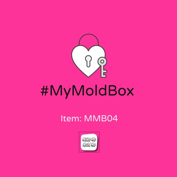 MMB04- Exclusive Molds for #MyMoldBox Subscribers