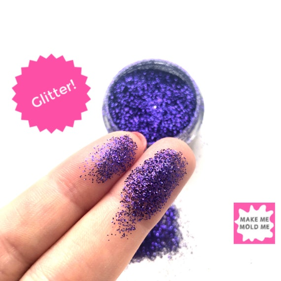 Witching Hour Fine Purple Glitter MM54