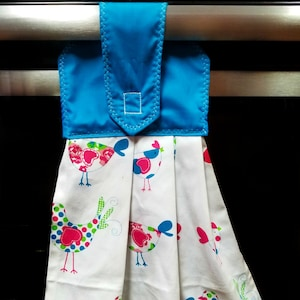 Housewarming Decor Gift Eco Friendly Dish Hand Towels Kitchen Hanging Chicken Towel Zero Waste Gift for Mom