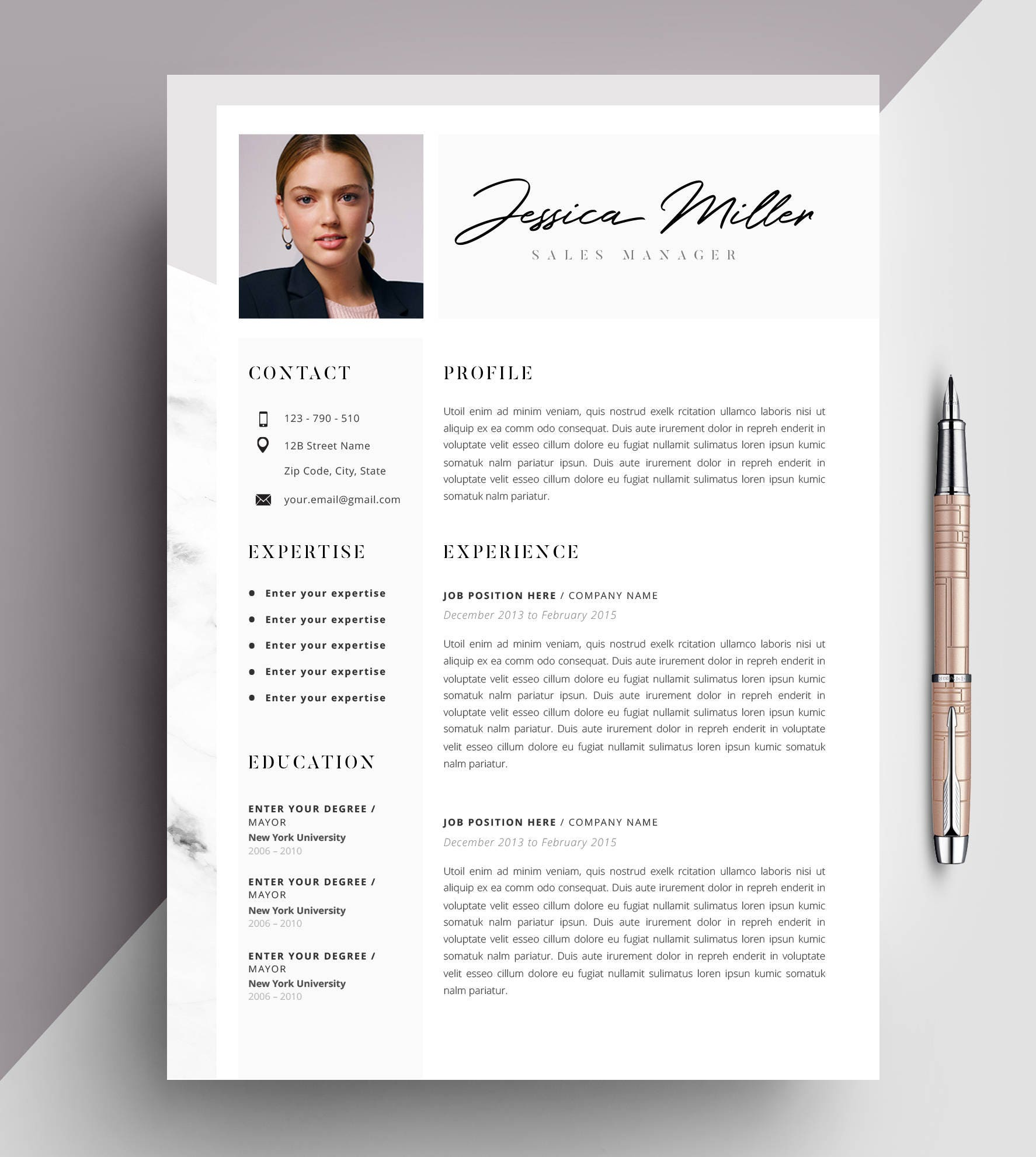 il_fullxfull.1353528628_ohgf One Page Resume Format Word File on sample for experienced person, for cardiology, templates that are free, template ms word for sales, experienced professional,