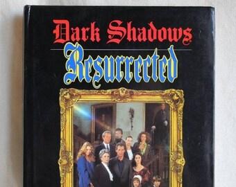 Dark Shadows Resurrected by Jim Pierson Hardback, 1993 1st Edition - Vampires and Werewolves