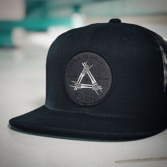 2856f2e08e6 Alliance snapback hat by Republak black mesh back