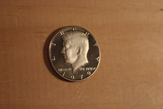 1993 S Proof SILVER Kennedy Half Dollar Coin 50 Cent JFK from US Mint Proof Set