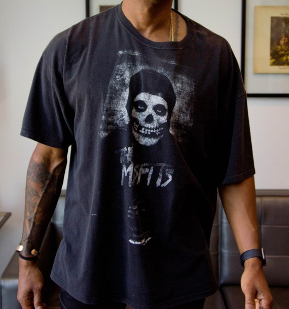 The Misfits Skeleton Tshirt