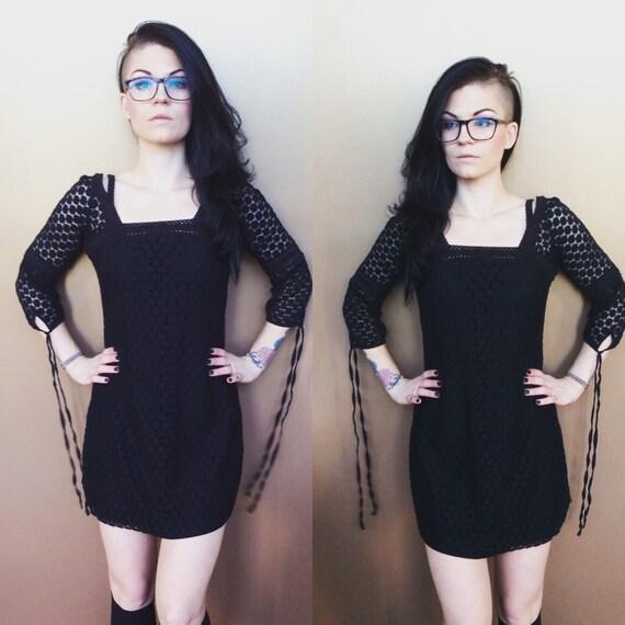 Spellbound Little Black Dress