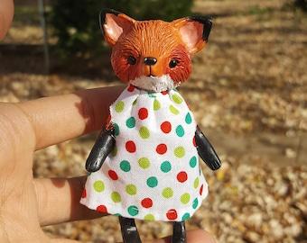 little lady fox