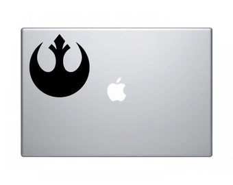 STAR WARS REBEL ALLIANCE MACBOOK sticker