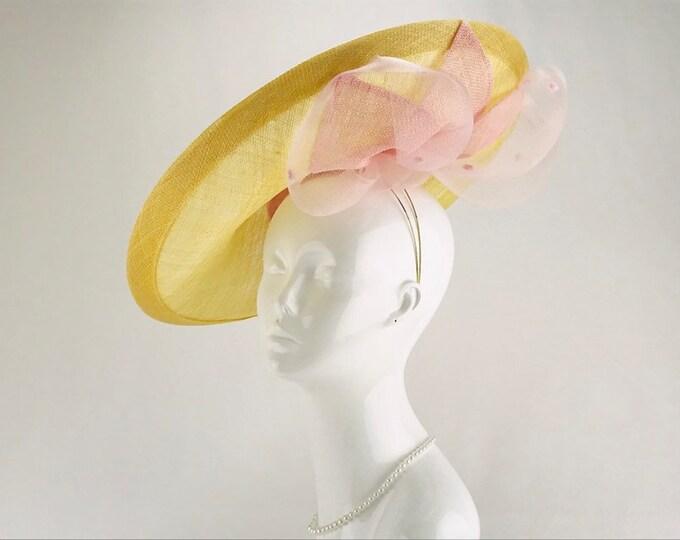 Yellow and Pink Hatinator