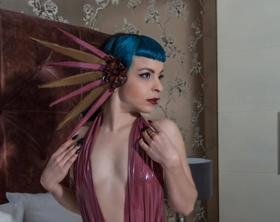 Latex Headdress Inka