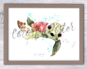 turtle nursery decor etsy