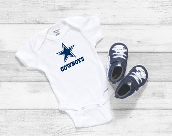a58085de8 Dallas cowboys baby | Etsy