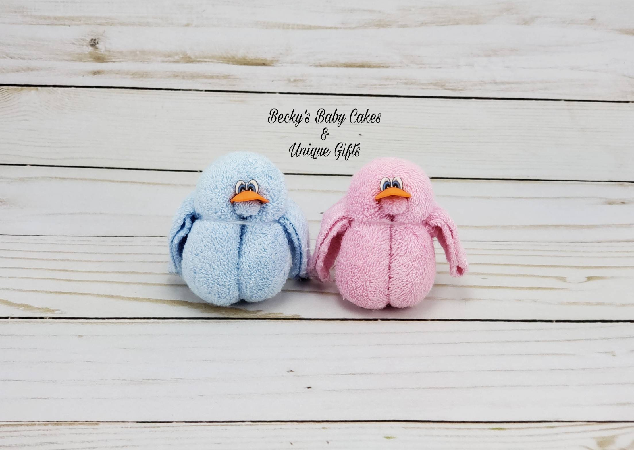 6 Ct Baby Washcloth Duck Baby Shower Favors Favor Easter Baby Gifts Easter Basket Duckie Baby Shower 1st Easter Duck Diaper Cake