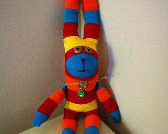 Sock Bunny - Roger