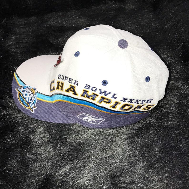 fa4b4ae6b89c5 Vintage Tampa Bay Buccaneers Super Bowl XXXVII Championship