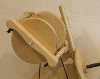 SpinOlution Spinning Wheel - Worker Bee - Travel Wheel - Spinning Wheel - Spinning - Free Shipping