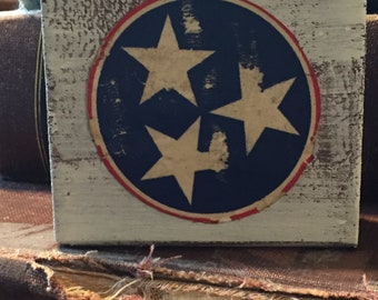 Vintage Tennessee Stars