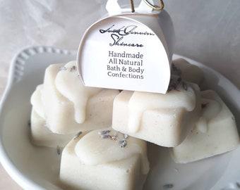 Bath Truffle - One 1.25 oz. Bath Truffle   Cocoa Butter   Mango Butter   Moisturizing   All Natural   Favors   Gifts