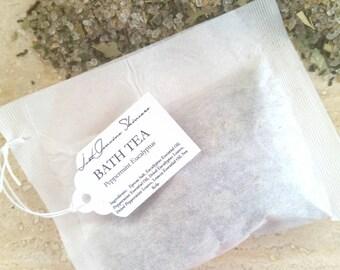 Peppermint Eucalyptus   Bath Salts & Tea   Muscle Relief   Sinus Relief   Essential Oils   Aromatherapy