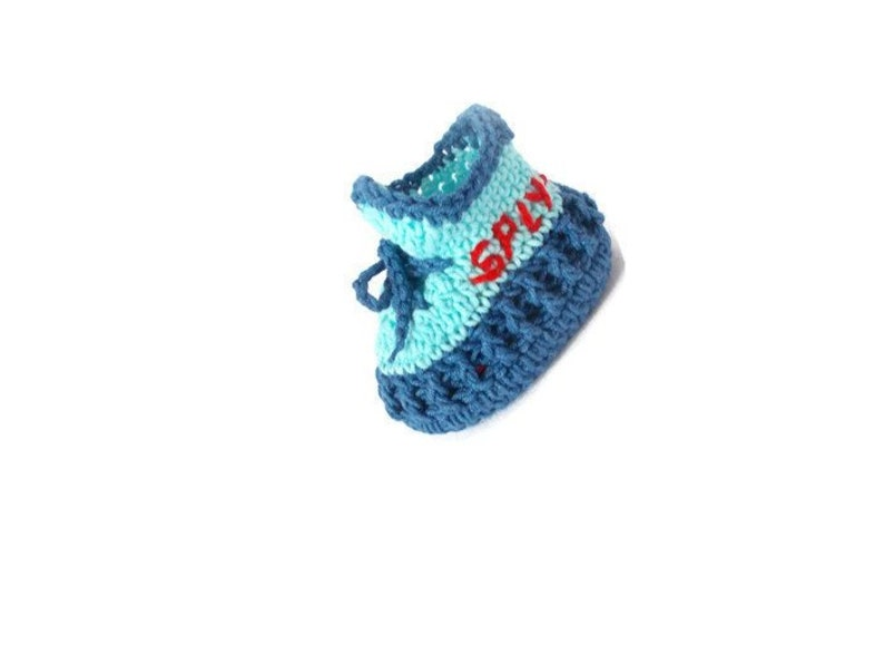 new concept acacc 7882b Häkeln Sie Yeezy Sply 350 Baby Turnschuhe, Baby-Schuhe, Neugeborene Stiefel