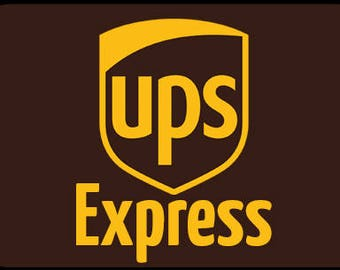 UPS EXPRESS WORLDWIDE , Fast Shipping - Rush orders 1-2 business days.