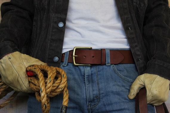 Black leather belt Heavy duty leather belt Leather belt Wide leather belt Leather belt for men Husband gift