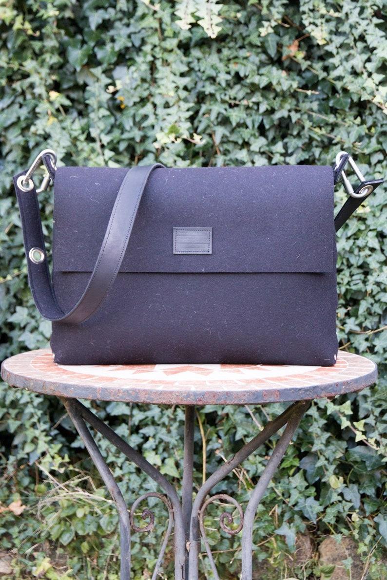 A3 Messenger Bag Mens satchel bag   A3 paper size bag  d11efe96029b8