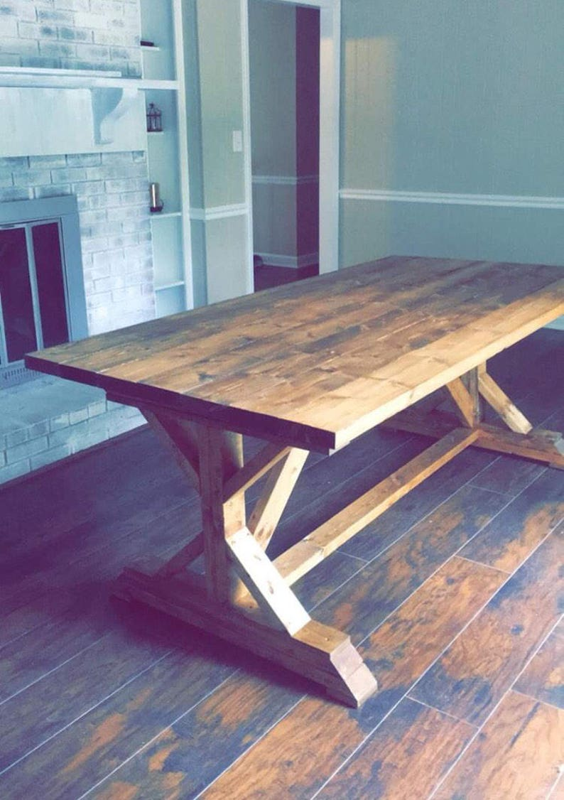 Rustic Farmhouse Dining Tables