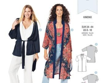 BurdaStyle Sewing Pattern (Kimono)
