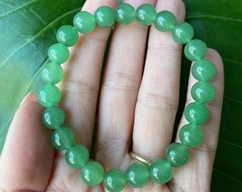 Green  aventurine bracelet, crystal bracelet, crystal jewelry, gemstone jewelry