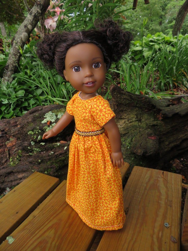 Doll Dress for 14 inch Wellie Wishers image 0