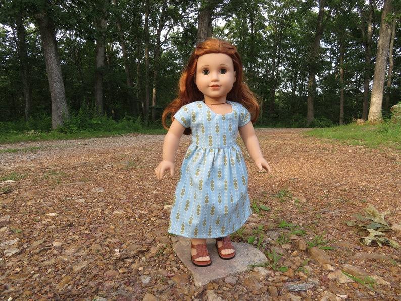 Dress for 18'' American Girl dolls image 0