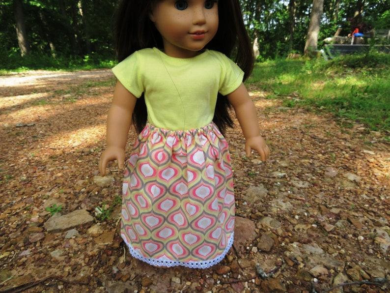 Skirt for 18'' American Girl Dolls image 0