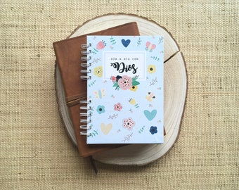 "Planner ""day by day with God"" - A5 size"