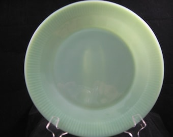 Fire king Jadeite Jane Ray Jade-ite DINNER PLATE Anchor Hocking