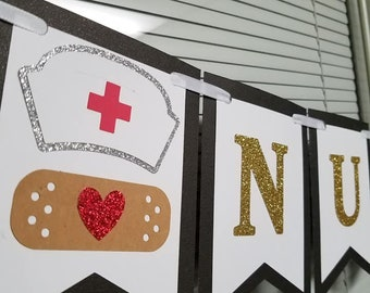 Nurse Decorations Etsy