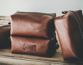 mens toiletry bag leather toiletry bag men monogrammed toiletry bags personalized dopp kit leather dopp kit for men groomsmen proposal