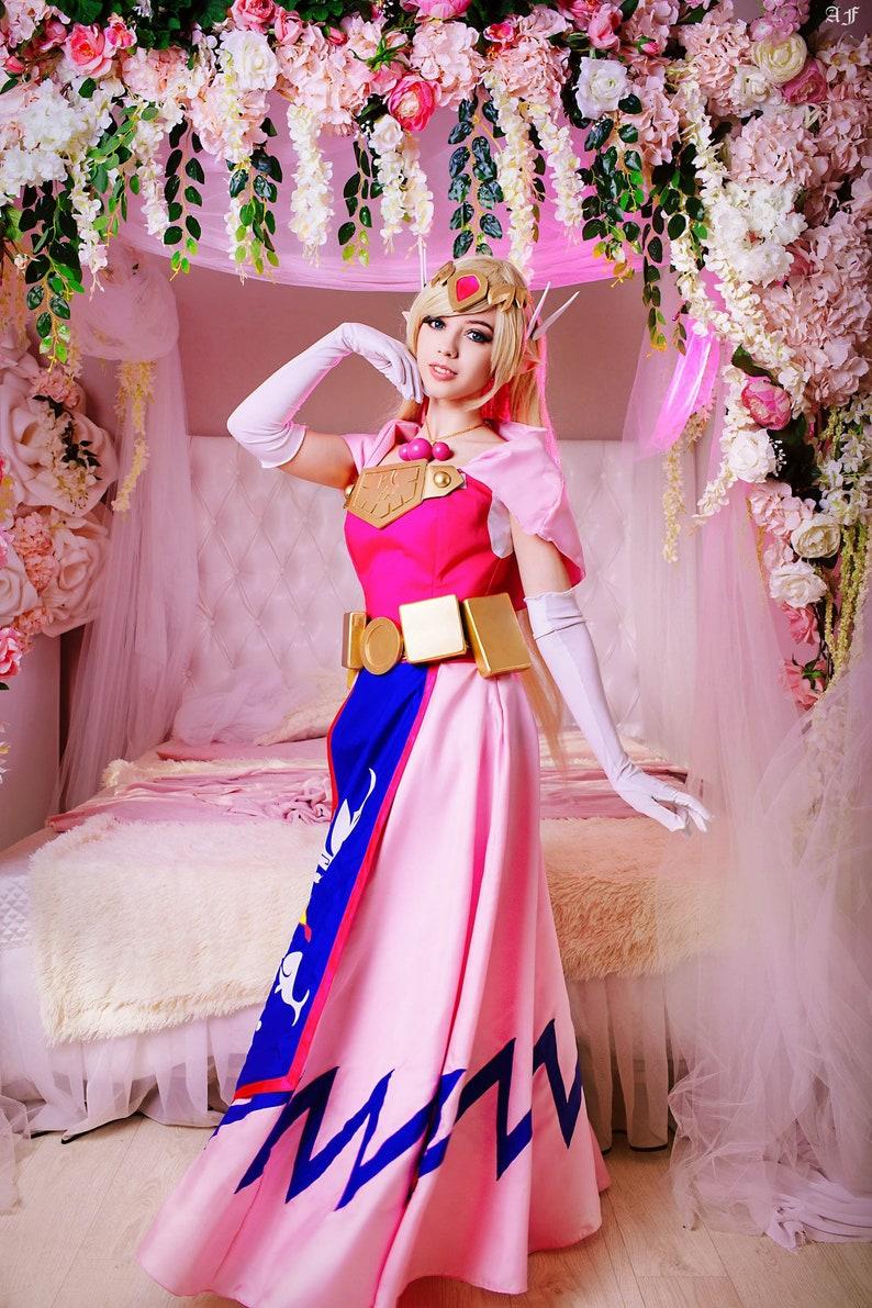 of cosplay princess Legend zelda zelda