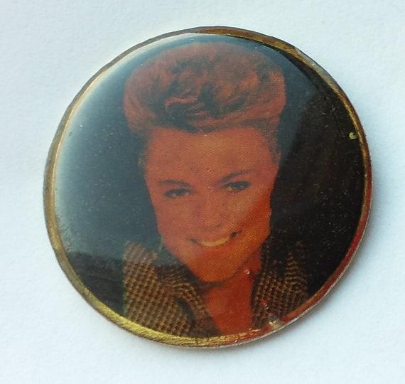 Belinda Carlisle pin badge The Go Go's