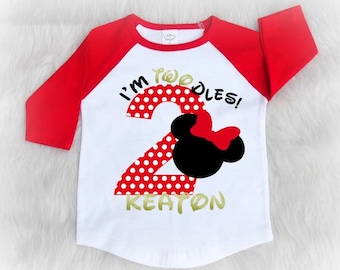 Oliver And Olivia Apparel Two Wild Shirt 2nd Birthday 2 Year Old Tee