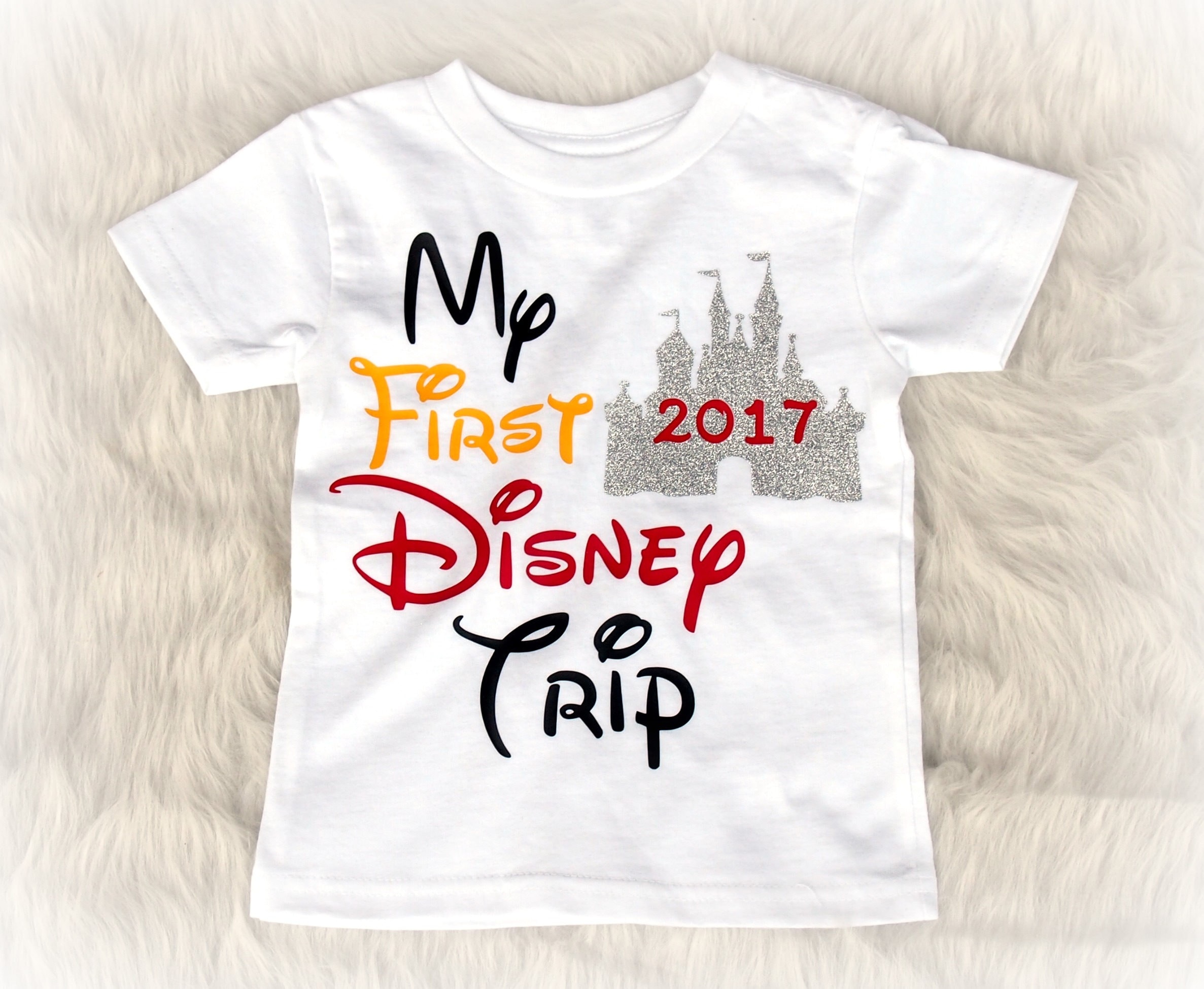224c52919920d My First Disney Trip shirt - Disney Vacation shirt - Disney World tee -  First Disney trip - shirt for vacation - first trip to Disney