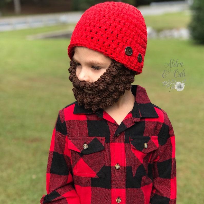 d65009493d9 Baby beard beanie (Baby beard hat) (b... 10% OFF with code