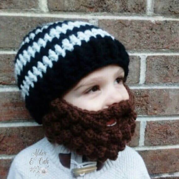 10% OFF with codeTHANKYOU2019 Baby beard beanie  87f28803754