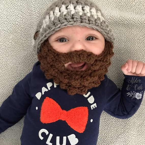 10% OFF with codeTHANKYOU2019 Baby beard beanie  18578980176