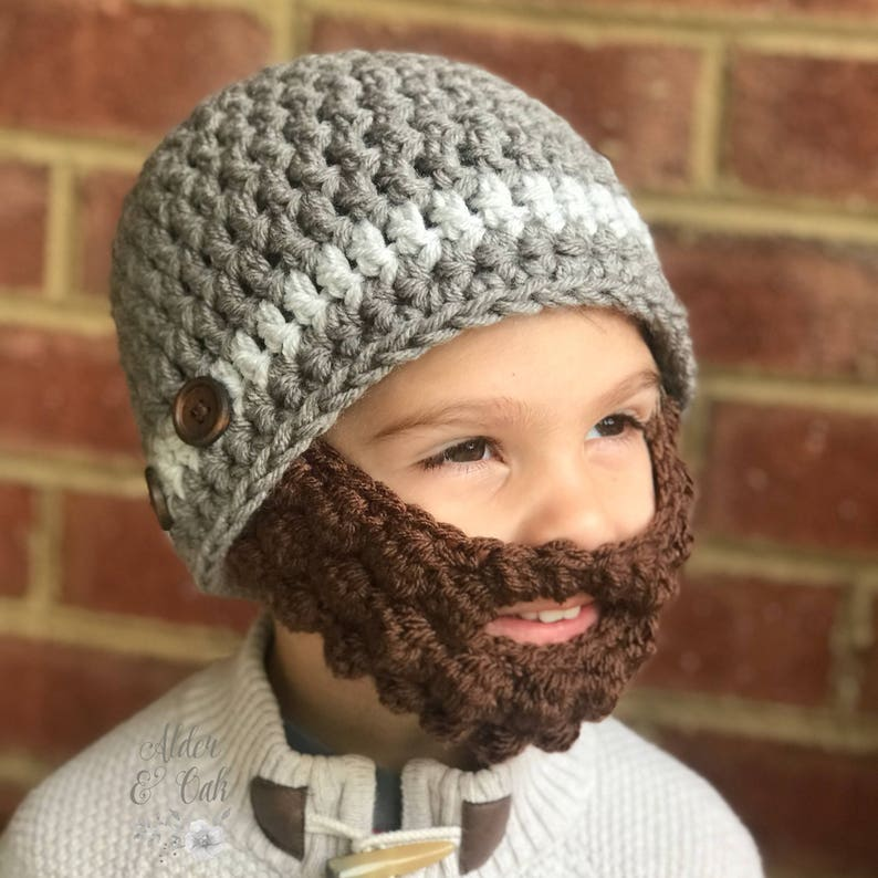 10% OFF with codeTHANKYOU2019 Baby beard beanie  5ee08cb227b