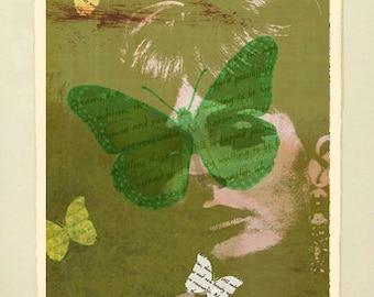 Framed Giclée Fine Art Print, Transformed