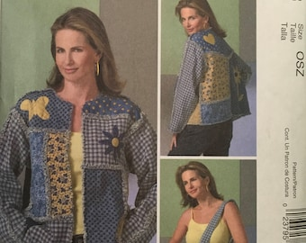 McCall's 4798 Sewing Pattern UNCUT