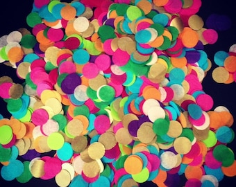 Party Confetti bags of 1,000