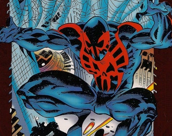 Marvel Comics,SPIDER-MAN 2099 #1,1992,1st Printing,Red Foil cover; 1st appearance Tyler Stone;Origin of Spider-Man 2099