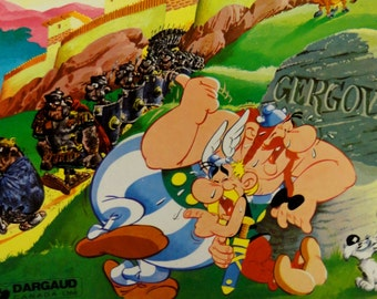 ASTERIX and The Chieftan's Shield GOSCINNY and UDERZO Obelix Hodder and Stoughton Darguard Int Pub Ltd